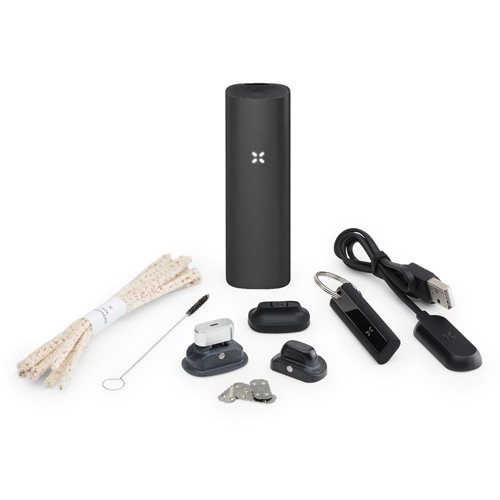 Accessories included in the PAX 3 Vaporizer Complete Kit
